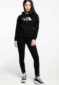 The North Face - Hoodie - black - 1