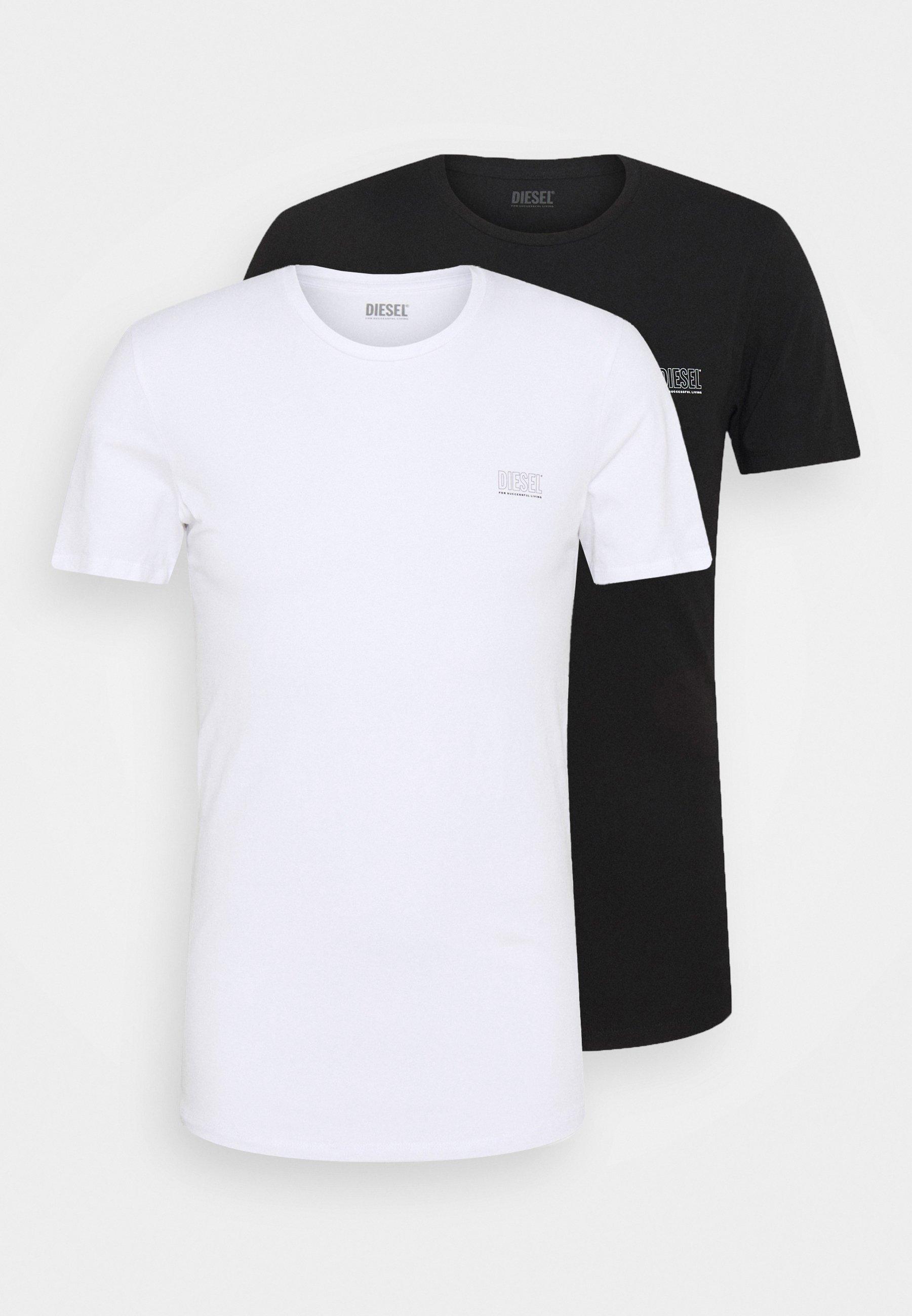 Uomo UMLT-JAKE TWOPACK 2 PACK - T-shirt basic