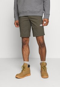 The North Face - MENS LIGHTNING - Friluftsshorts - new taupe green - 0
