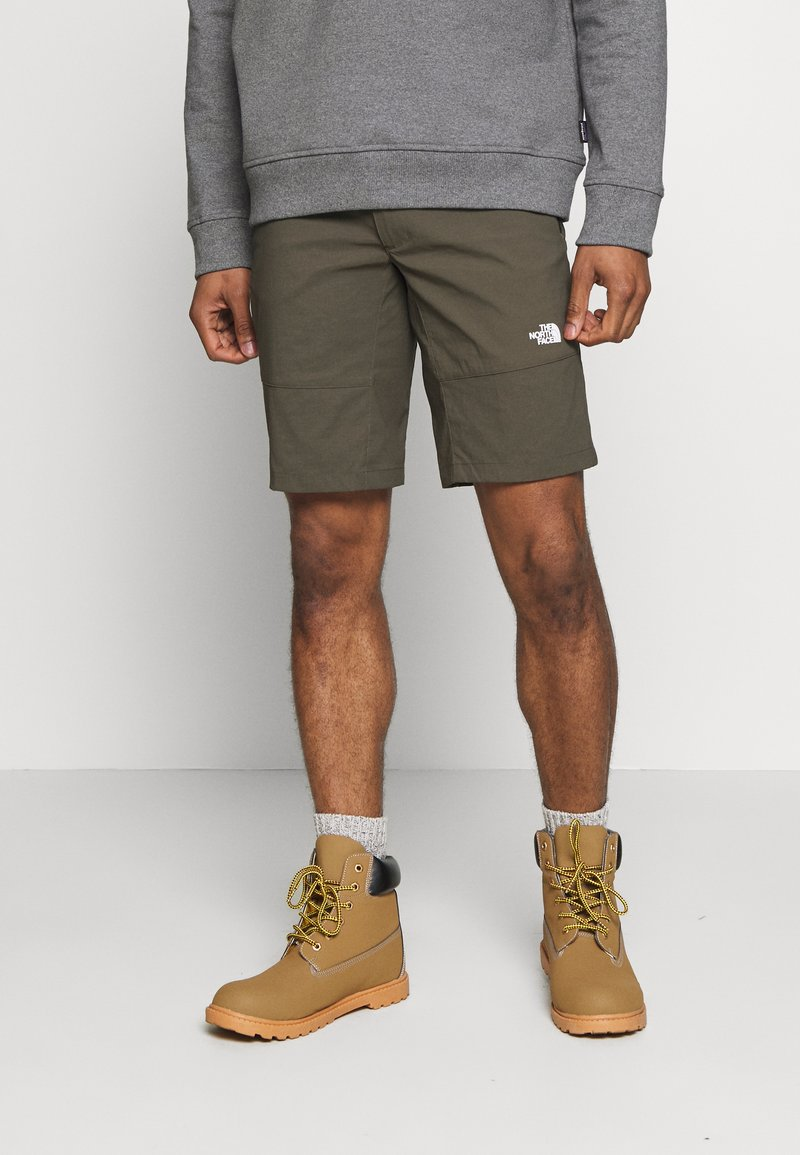 The North Face - MENS LIGHTNING - Friluftsshorts - new taupe green