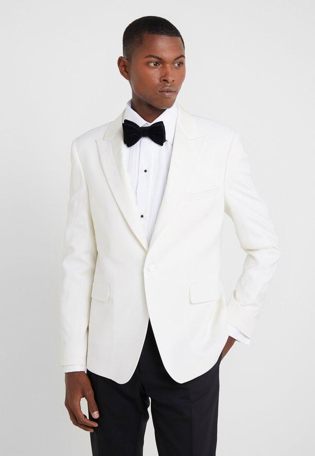 KENSINGTON EVENING JACKET - Veste de costume - white