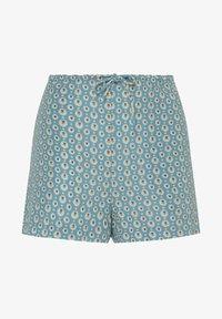 OYSHO - Shorts - blue - 4