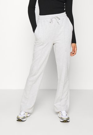 JASMIN AZIZAM X STRAIGHT  - Tracksuit bottoms - grey