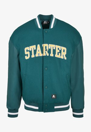 Bomber Jacket - retro green