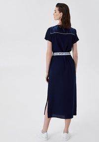 LIU JO - Jersey dress - blue - 2