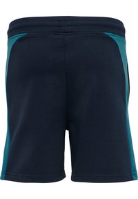 Hummel - ACTION - Sports shorts - dark sapphire/blue coral - 2