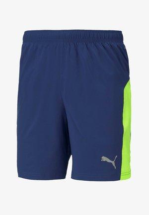 FAVORITE SESSION - Sports shorts - elektro blue-yellow alert