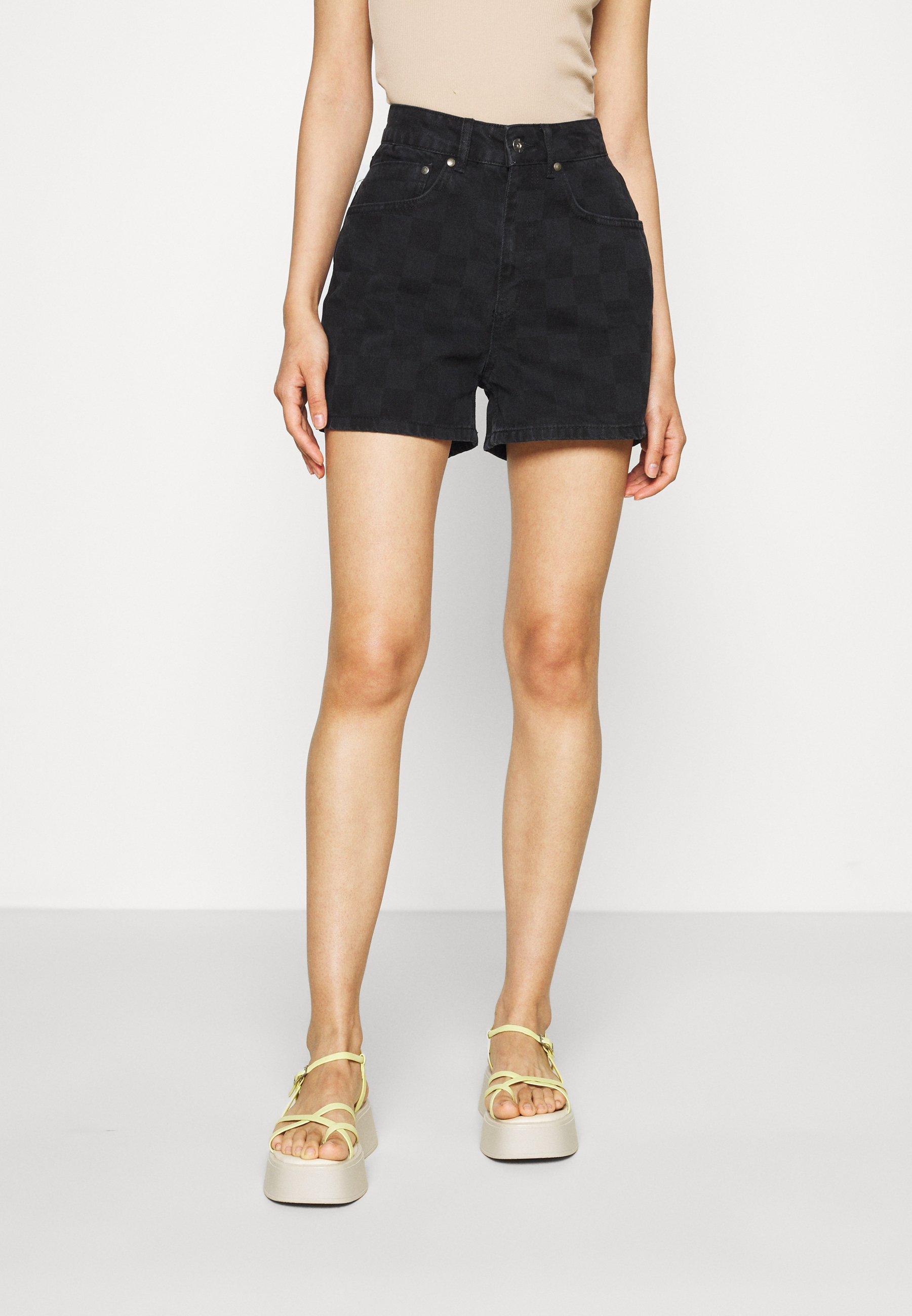 Women RAVE - Denim shorts