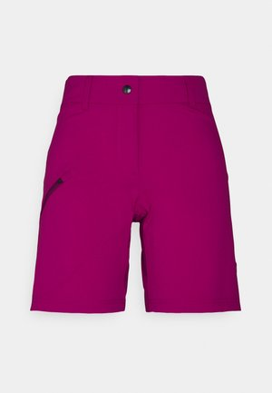 CYCLE RUNNING WOMEN - kurze Sporthose - beet red