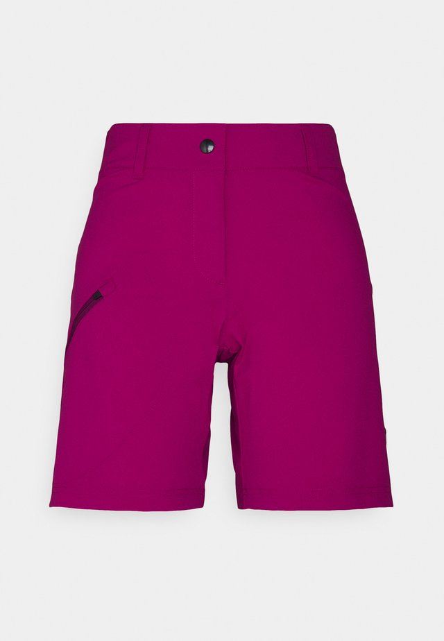 CYCLE RUNNING WOMEN - Urheilushortsit - beet red