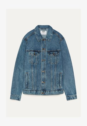 JEANSJACKE IM REGULAR-FIT 01273503 - Giacca di jeans - blue denim