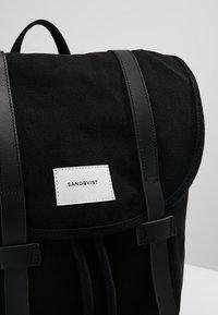 Sandqvist - STIG - Rugzak - black - 7