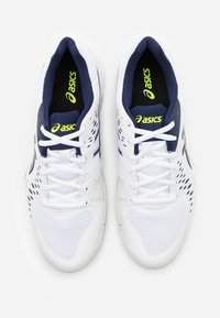ASICS - GEL-CHALLENGER 12 - Multicourt tennis shoes - white/peacoat - 3