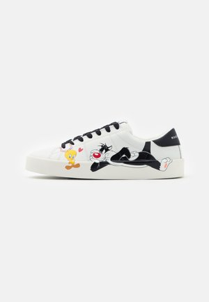 FLIPS TWEETY AND SILVESTRO - Sneakers - white