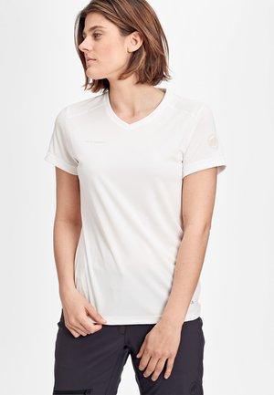 SERTIG - Basic T-shirt - bright white