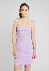 Tiger Mist - EASTSIDE DRESS - Robe de soirée - purple - 0