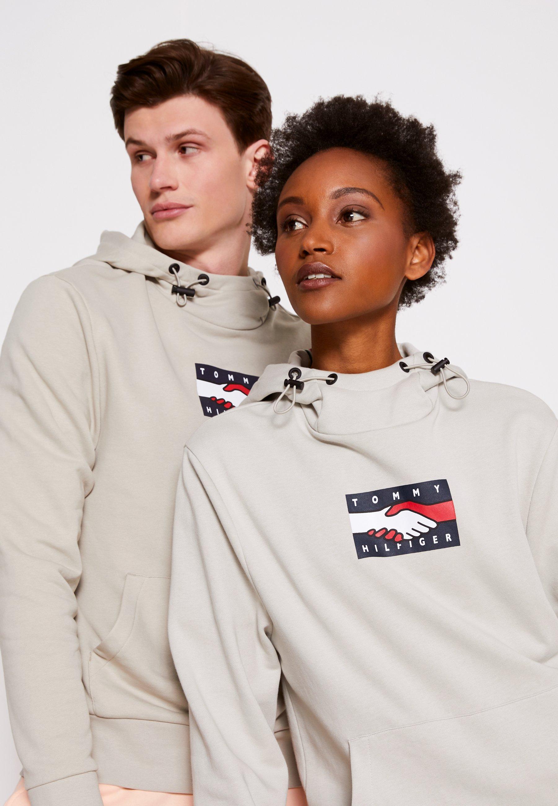 Men ONE PLANET HOODY UNISEX - Sweatshirt