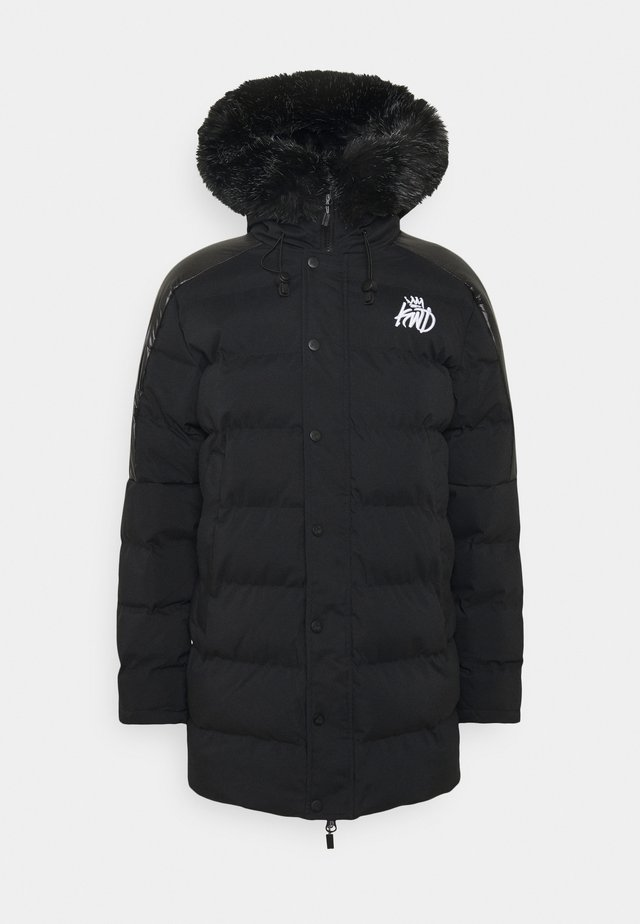 HUNTON PUFFER  - Veste d'hiver - black