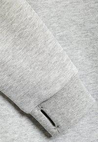 Next - BLACK SPORTS ZIP THROUGH - Zip-up hoodie - grey - 2