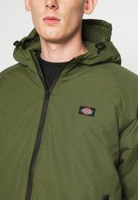 Dickies - NEW SARPY - Light jacket - army green - 4