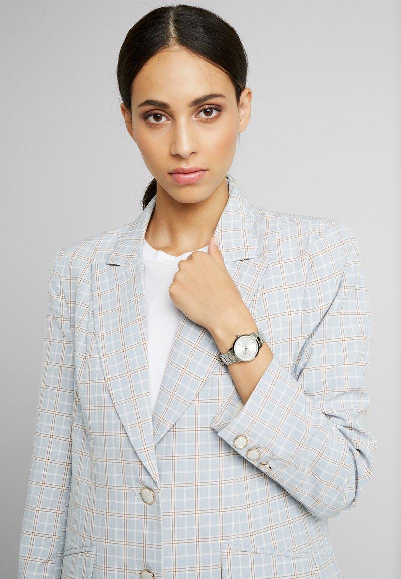 Larsson & Jennings - VELO - Watch - silver-coloured/white