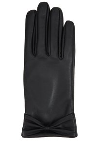 Anna Field - LEATHER - Gloves - black - 1