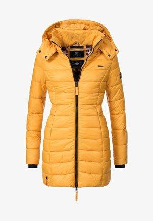 ABENDSTERNCHEN - Winter coat - yellow
