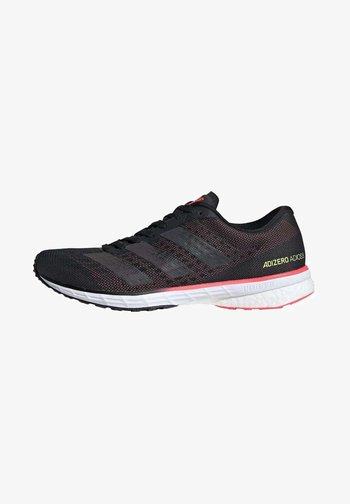 ADIZERO ADIOS 5 SHOES - Neutral running shoes - black