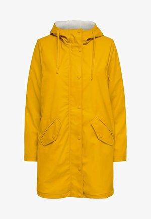 ONLSALLY - Abrigo de invierno - golden yellow