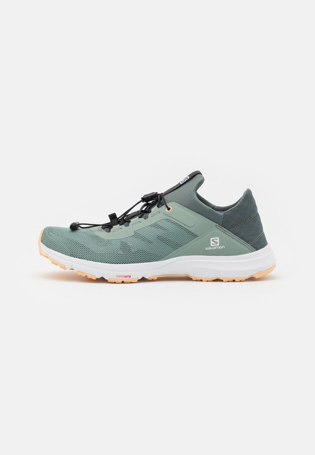 AMPHIB BOLD 2  - Hikingschuh - green milieu/balsam green/almond cream