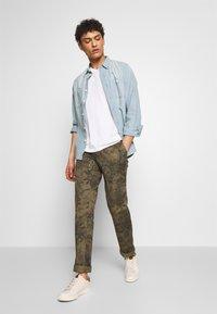 Mason's - Chino kalhoty - green - 1