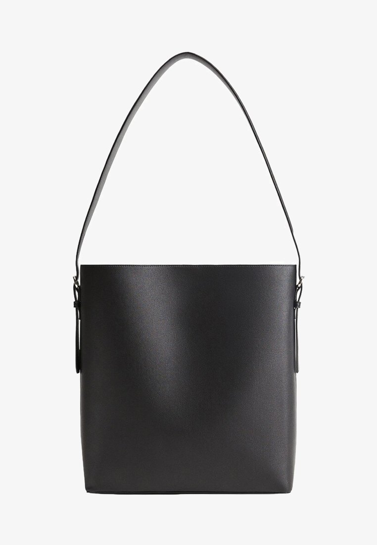 Violeta by Mango - BASIC - Tote bag - schwarz