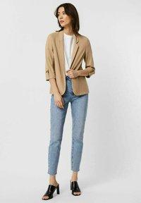Vero Moda - Blazer - beige - 1