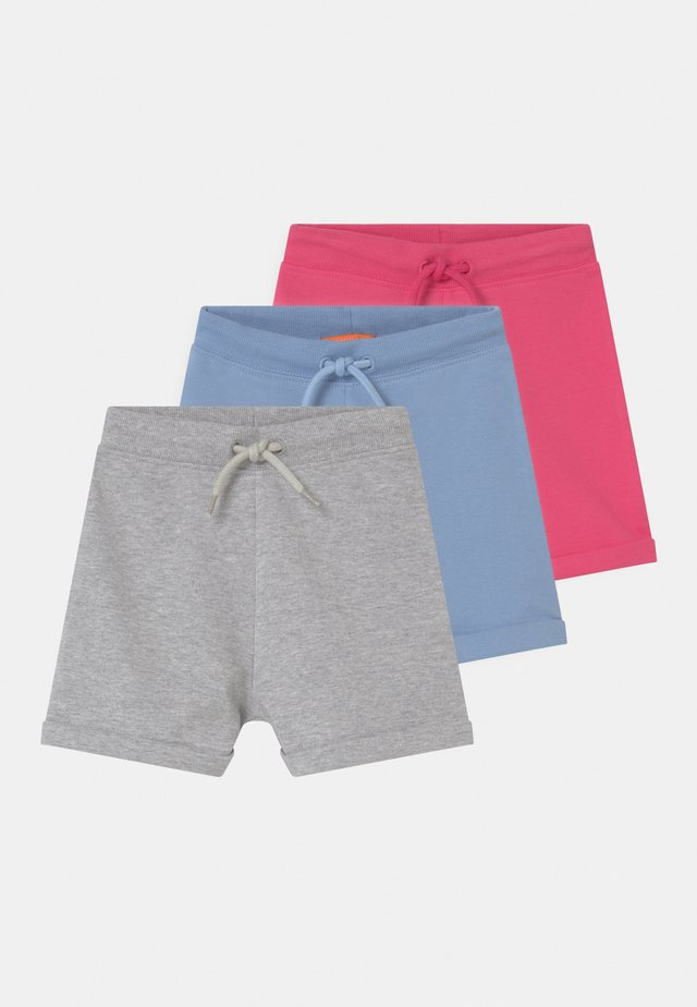 GIRLS KID 3 PACK - Shorts - multi coloured
