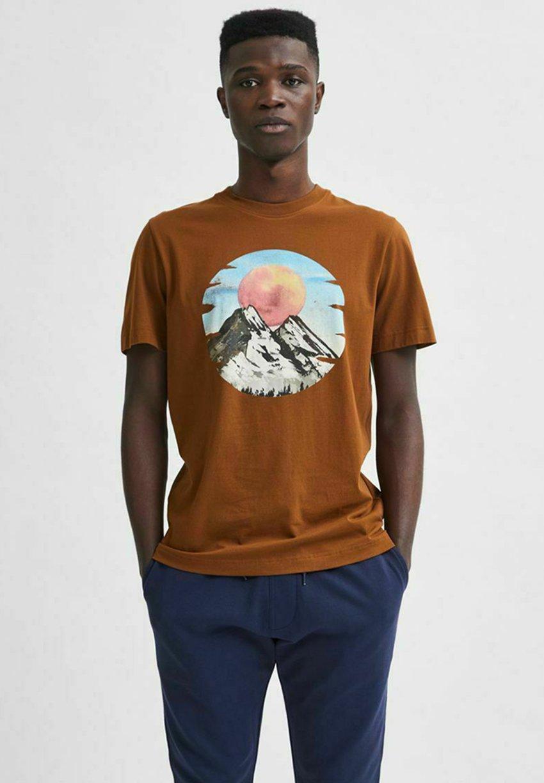 Herren OUTDOOR-INSPIRIERTER PRINT - T-Shirt print