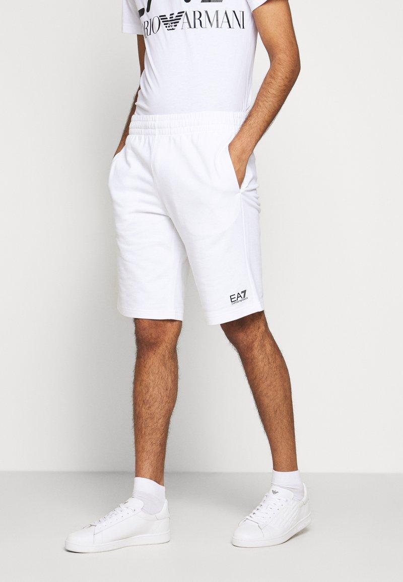 EA7 Emporio Armani - Tracksuit bottoms - white