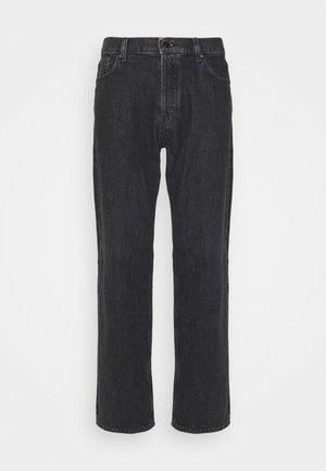 SPACE STRAIGHT - Bootcut jeans - nova black