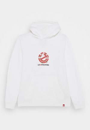 GHOSTBUSTERS X ELEMENT PHANTASM HOOD BOY - Hoodie - optic white