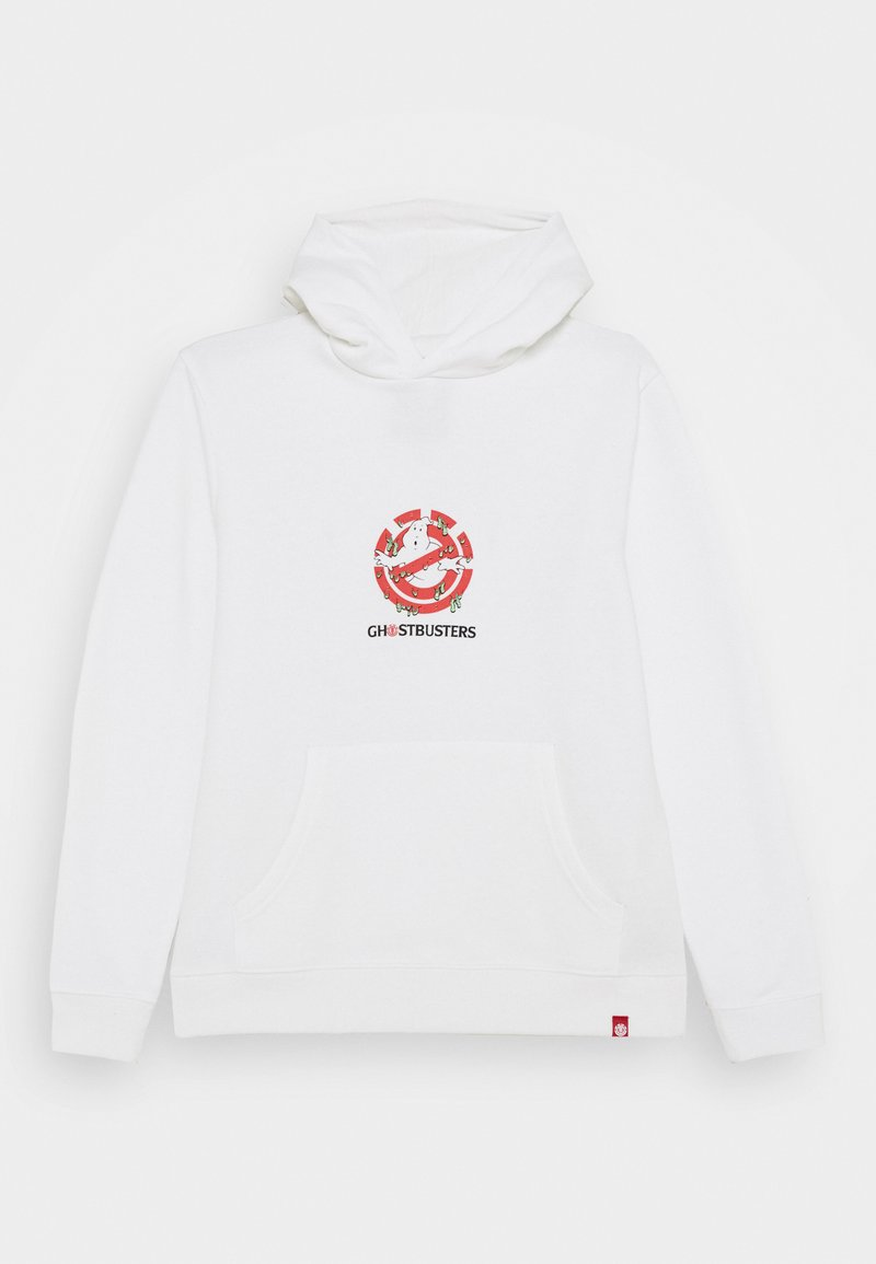 Element - GHOSTBUSTERS X ELEMENT PHANTASM HOOD BOY - Hoodie - optic white