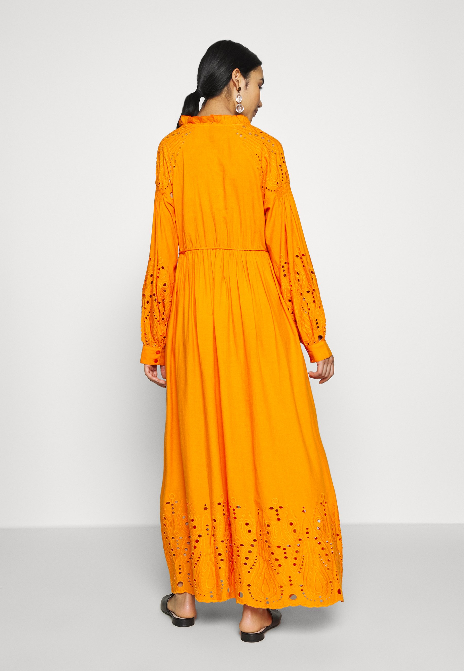 YAS YASRINA FEST Bluser russet orange Zalando.no