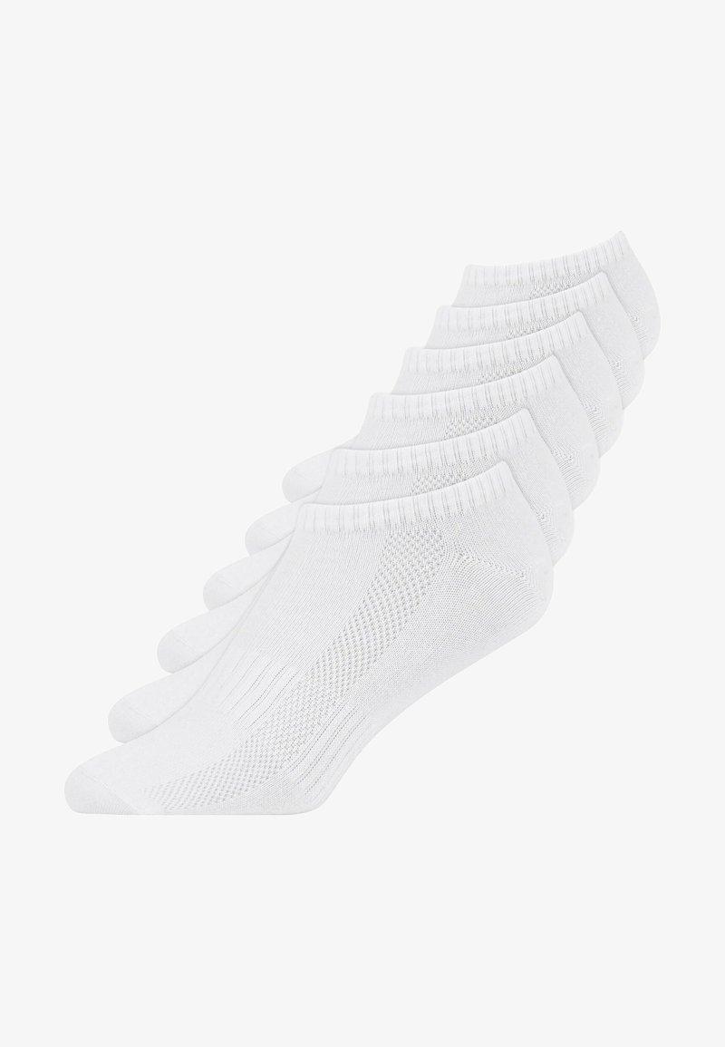 SNOCKS - SNEAKER SOCKEN - Socks - weiß