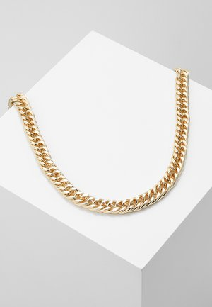 THICK CHAIN - Necklace - gold-coloured