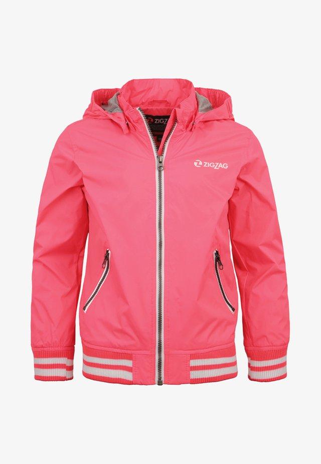 DIJON - Outdoor jacket - diva pink