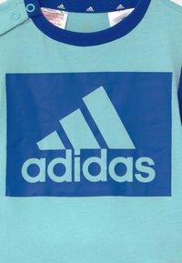 adidas Performance - SET  - Sportovní kraťasy - hazy sky/team royal blue - 3