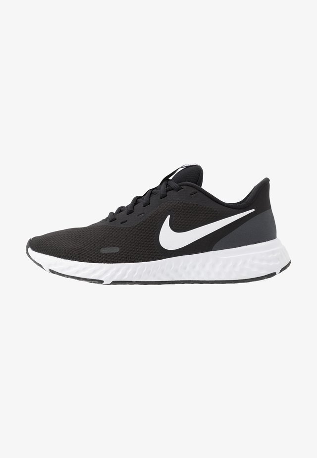 WMNS REVOLUTION 5 - Scarpe running neutre - black/white/anthracite