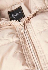 faina - Light jacket - champagner - 5