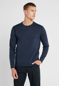 BOSS - SALBO - Sweatshirt - dark blue - 0