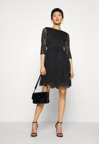 ONLY - ONLEDITH  - Cocktail dress / Party dress - black - 1