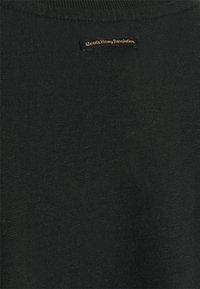 Afends - SKYLAR - Top sdlouhým rukávem - black - 2