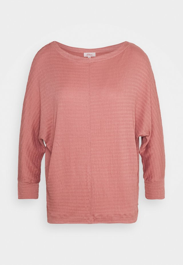 Pitkähihainen paita - blush